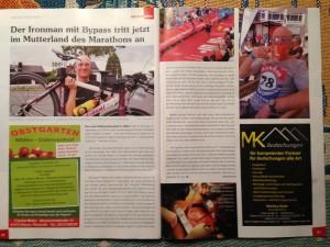 Extremsport mit Bypass