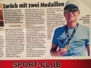 Zeitungsbericht 25.09.2014