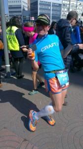 60. Marathon 2016 ist absolviert...TOP
