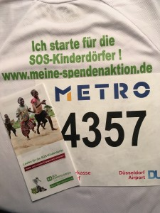 "SOS-Kinderdörfer "" Lauf für Bolivien """