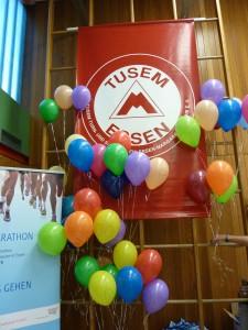 ...die Ballons zeigen uns den Weg und die ZEIT ...!!!